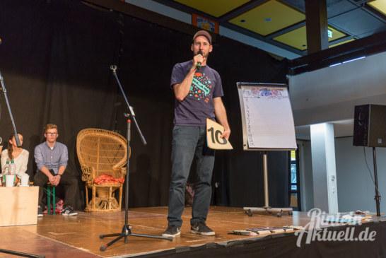6. Poetry Slam im Gymnasium Ernestinum Rinteln