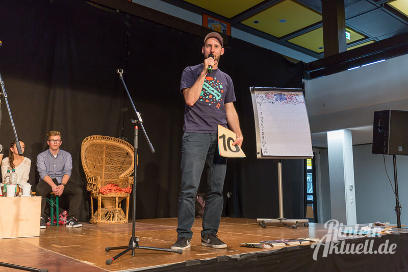 6 Poetry Slam Im Gymnasium Ernestinum Rinteln