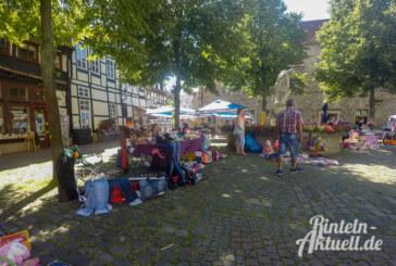 Sommerferienspaß 2018 startet mit Zeugnisfrühstück und Flohmarkt