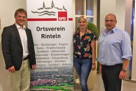Kandidaten für den Bundestag stellen sich bei der SPD in Rinteln vor