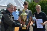 Aller guten Dinge sind drei: Möllenbeck gewinnt Feuerwehr-Stadtwettbewerbe