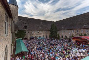 Irish-Folk Festival im Kloster Möllenbeck zieht Besucher in seinen Bann