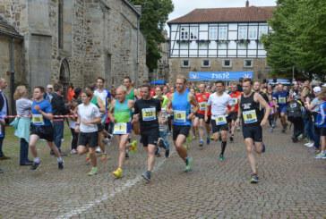 720 Teilnehmer bei 16. Rintelner Volksbanklauf