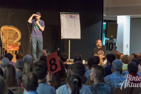 Live-Literaturwettbewerb: 8. Poetry-Slam am Gymnasium Ernestinum