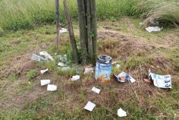 Vandalismus im Generationenpark, Stadt erstattet Strafanzeige