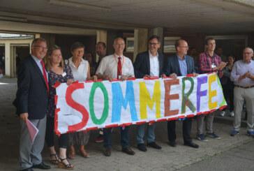 """Sommer, Sonne, Sommerfest: Deutsches Rotes Kreuz feiert """"Miteinander"""""""
