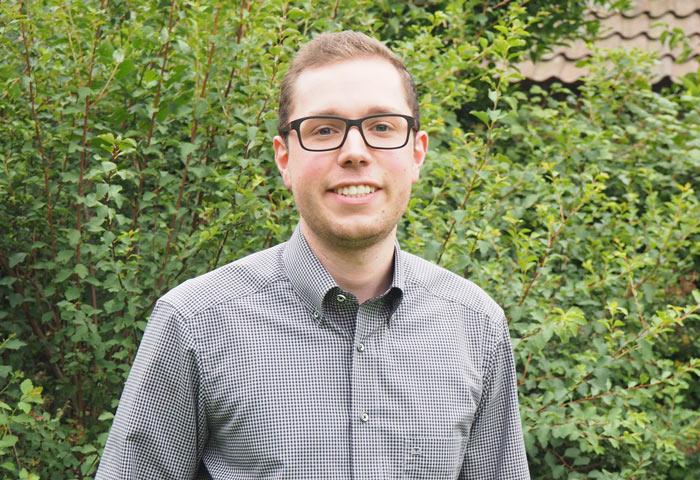 Der neue CDU-Schatzmeister Malte Frost (Foto: privat)