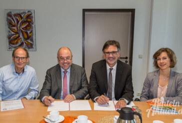 Qualifizierten Nachwuchs an der Quelle abholen: BBS und Stadt Rinteln unterzeichnen Kooperationsvertrag