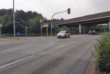 Konrad-Adenauer-Straße wird auf 400 Metern Länge saniert