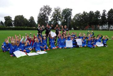 Schule in den Ferien: SC Rinteln und Arminia Bielefeld mit Fußballcamp für Nachwuchskicker