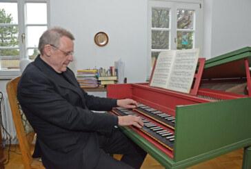 Seele baumeln lassen: Kulturring eröffnet Saison mit Orgel-Nachtmusik