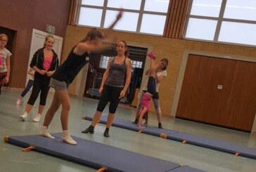 Ferienspaßaktion beim RCV: Tanzsport zum Testen