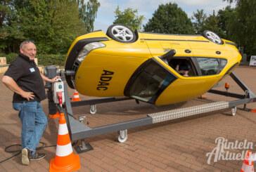 WAM: Landkreis und ADAC starten Aktion zum Nachdenken im Straßenverkehr