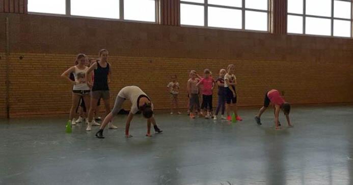 06 rintelnaktuell rcv rintelner carnevalsverein tanzsportabteilung trainer ferienspassaktion stadtjugendpflege