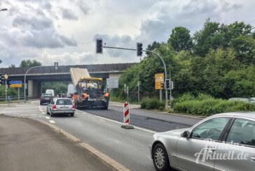 Baustelle, Staustelle: Arbeiten auf Konrad-Adenauer-Straße gestartet
