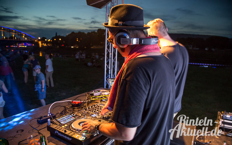 07 rintelnaktuell weserlife techno open air turgay bodega musoe electro deephouse musik alter hafen event