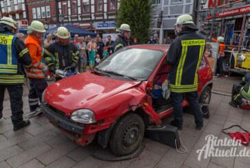"""""""Einsatz für Schaumburg"""": Blaulichttag am 2.6.2018 in Rinteln"""