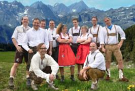 "Oktoberfest mit den ""Himmeltalern"" am Doktorsee"