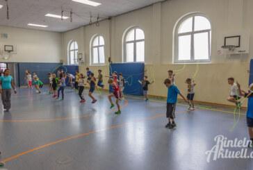 """""""Skipping Hearts"""" an der Grundschule Süd: Spiel, Spaß und Vorsorge"""