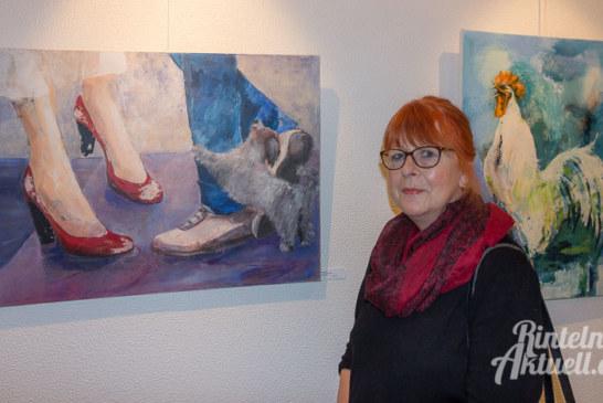 """""""Von Flora und Fauna"""": Neue Ausstellung in der Rathausgalerie eröffnet"""