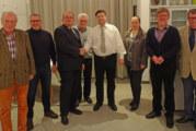 Neuer Vorstand und viele Ehrungen beim CDU Ortsverband Rinteln–Weser