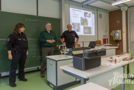 """""""Seid Euch der Folgen bewusst"""": Drogenprävention im Gymnasium Ernestinum Rinteln"""