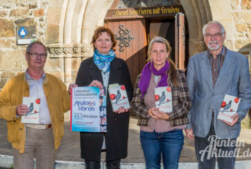 """""""Anderes Hören"""": Literaturgottesdienst am 23.10. in der St. Nikolai Kirche"""