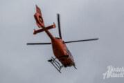 Rettungshubschrauber landet an der IGS am Kollegienplatz: Mädchen (13) schwer verletzt
