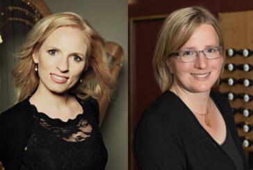 """""""Harfe und Orgel"""": Eröffnungskonzert der 39. Rintelner Musiktage 2016"""