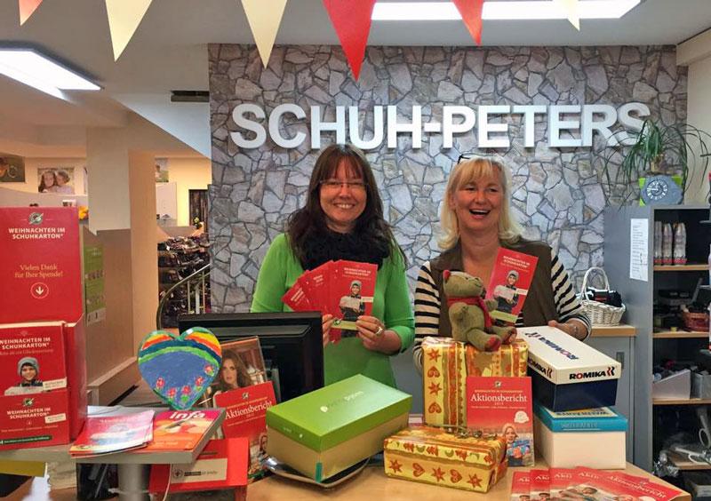 Schuhkarton Weihnachten.Mit Weihnachten Im Schuhkarton Geschenke Fur Kinder Spenden