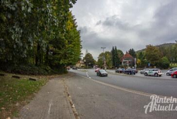 Neue Großbaustelle in Steinbergen: Umbau der Ampelkreuzung in 2017