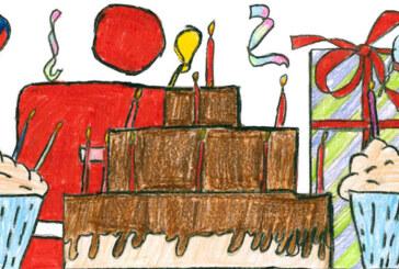 Kindermalwettbewerb der Sparkasse Schaumburg: Siegermotiv kommt aus dem Auetal
