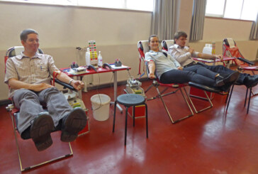 DRK und Stüken bitten zum Aderlass: 50 Blutspender am ersten November