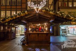 """Zum ersten Mal beim Rintelner Weihnachtsmarkt: """"Bodega Winterzauber"""""""