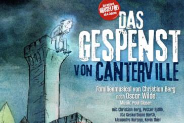 """Der """"König des Kindermusicals"""" präsentiert: Das Gespenst von Canterville"""