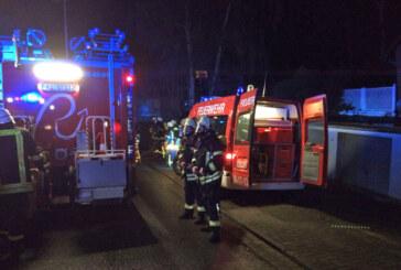 Rinteln-Nord: Feuerwehreinsatz wegen defekter Gasheizung