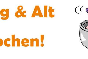 Jung & Alt kochen Spargel