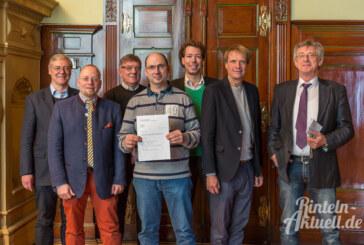 CDU, WGS und FDP bilden Gruppe im Rat der Stadt Rinteln