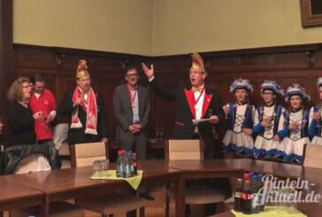 """Willkommen im Stau – Rinteln helau!"" RCV eröffnet neue Karnevalssession"