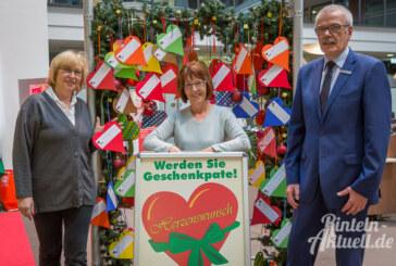 Auch 2016 wieder: Herzenswunsch-Aktion von Silvesterinitiative und Sparkasse Schaumburg in Rinteln und neu in Stadthagen