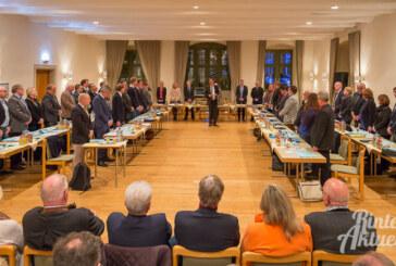 """""""19:18"""": Neuer Rat der Stadt Rinteln tagt in seiner ersten Sitzung"""