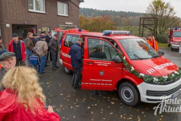 Neuer VW T6 für Feuerwehr Wennenkamp: Mit Euro 6 und 150 PS zum nächsten Einsatz