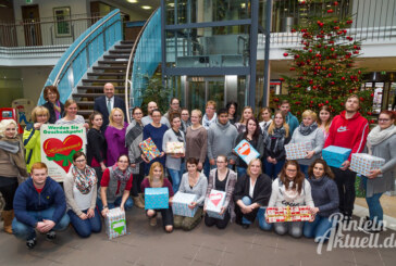 Schüler der Berufsbildenden Schulen unterstützen Herzenswunsch-Aktion