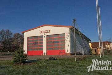 Blutspendeaktion bei der Feuerwehr Steinbergen