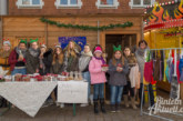 Weihnachten in anderen Ländern: Hildburgschule mit Keksverkauf und Projekt im Mehrgenerationenhäuschen
