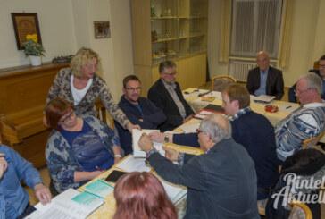 Ortsrat Steinbergen: Neues in Sachen Straßenbeleuchtung, Grundschule und Baustelle