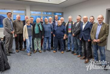 17 Verwaltungsstellenleiter der Rintelner Ortsteile vereidigt