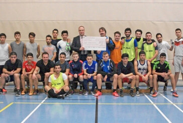 1:0 für ein Willkommen: DFB-Stiftung unterstützt VTR beim Futsal-Integrationsprojekt