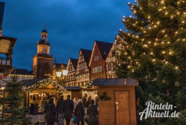 Nach Anschlag in Berlin: Polizei erhöht Präsenz auf Weihnachtsmärkten