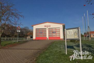 Feuerwehr Steinbergen lädt zu Blutspende am heutigen Freitag